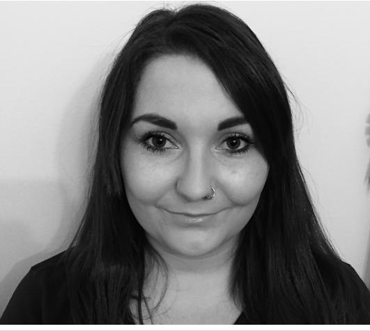 Procurement Assistant Hannah Winsor