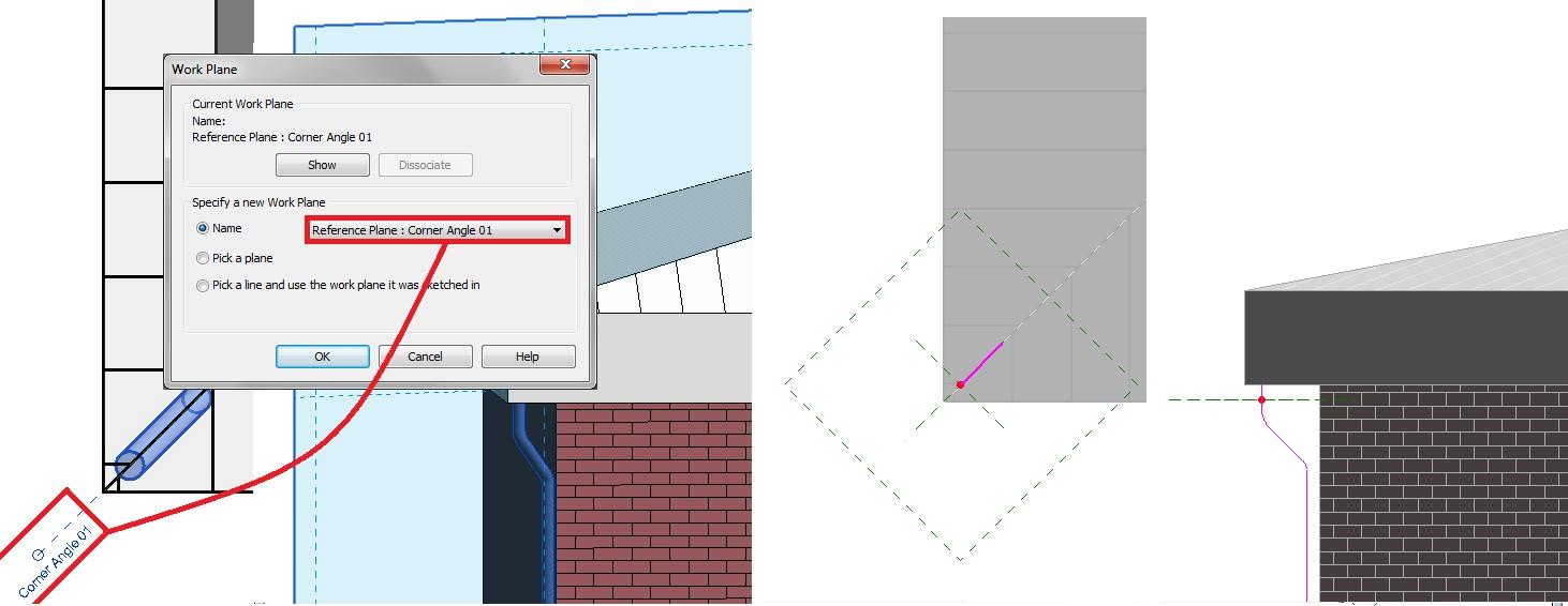Revit Modelling - typical application