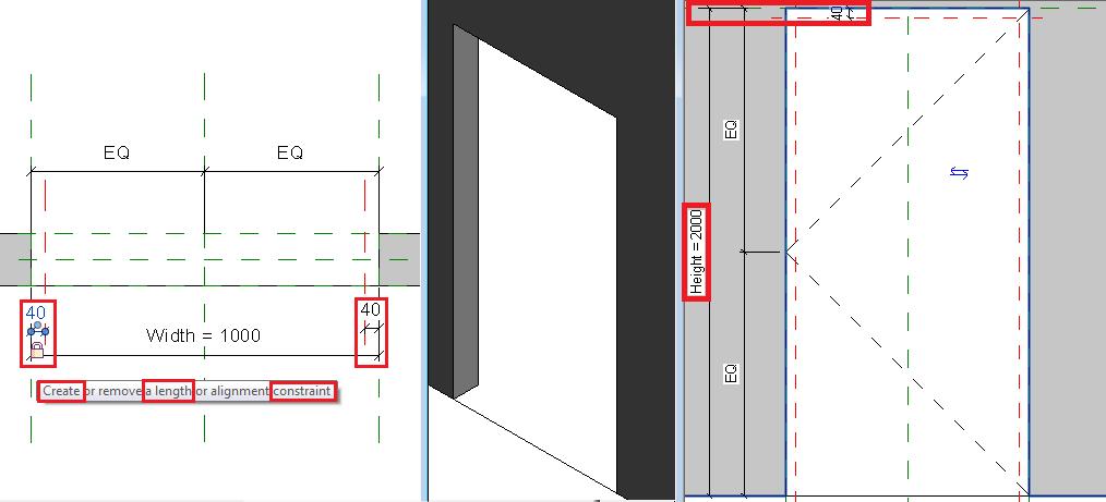 model anything anywhere Revit Family Editor Environment